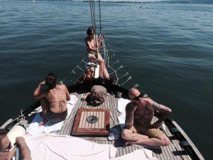 Peter-Maffay-Band: Sonne genießen