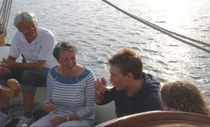Weinprobe auf der Seewiefke, 2014