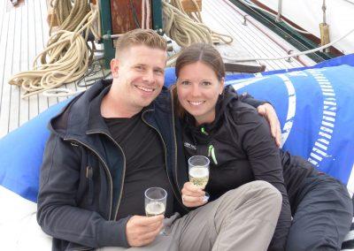Sonja und Martin