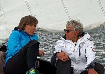 Annette Krause und Carola Habenicht