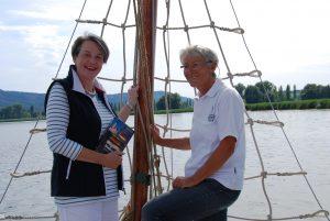 Barbara Hutzl-Ronge und Carola Habenicht