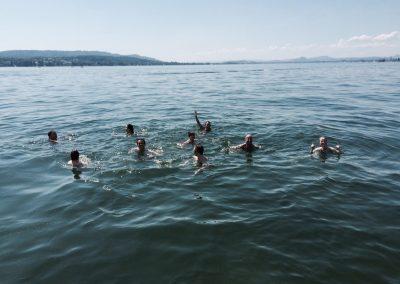 Peter-Maffay-Band: Baden im Bodensee