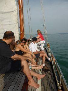 Ausflug der Bora-Mitarbeiter