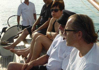 Firmenausflug mit der Seewiefke